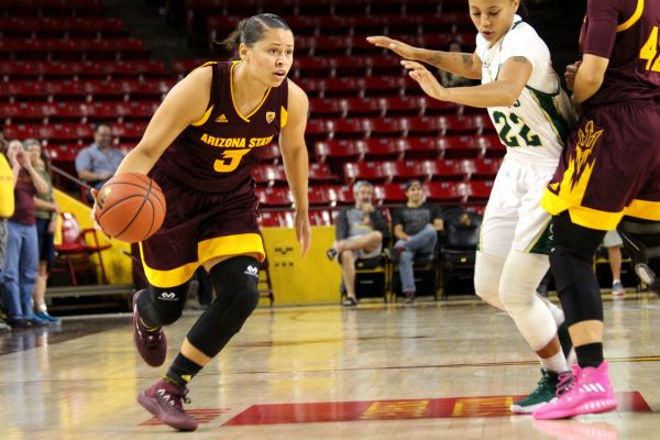ASU Women's Basketball: Sun Devils stay undefeated, defeat ...