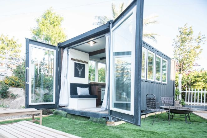 Shipping Container Houses 5 For