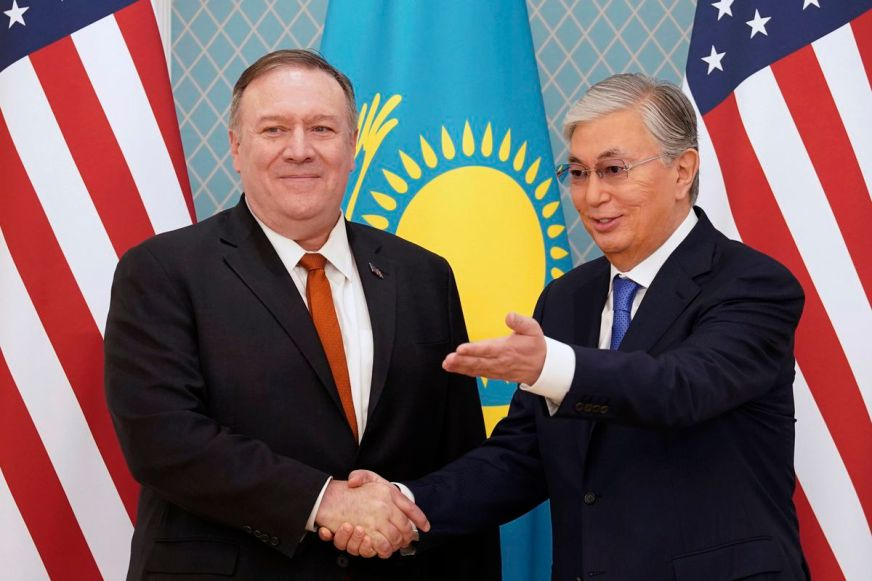 In our opinion: Mike Pompeo's misunderstands press freedom ...