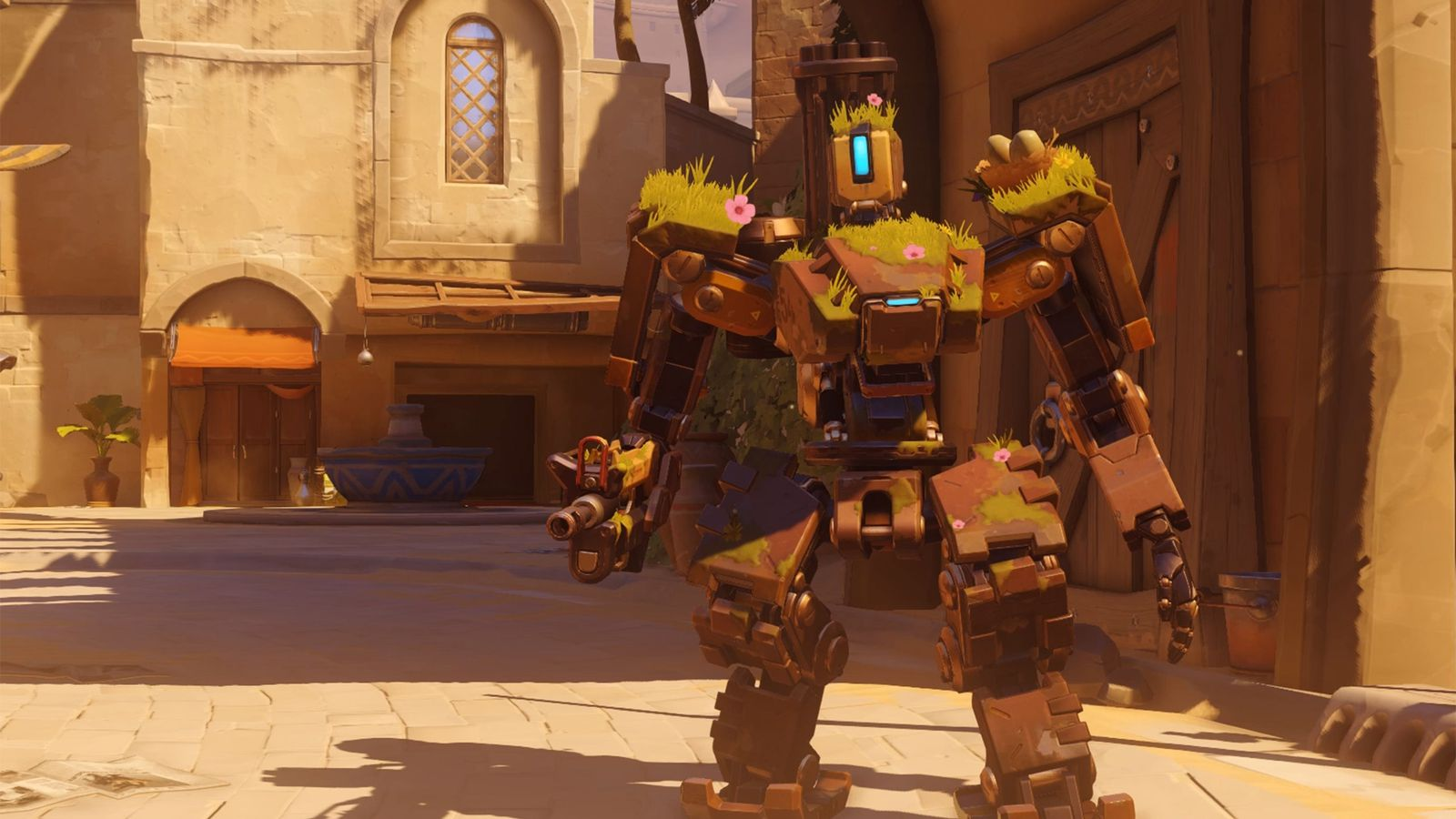 Overwatchs Bastion Is Finally Getting Some Much Needed