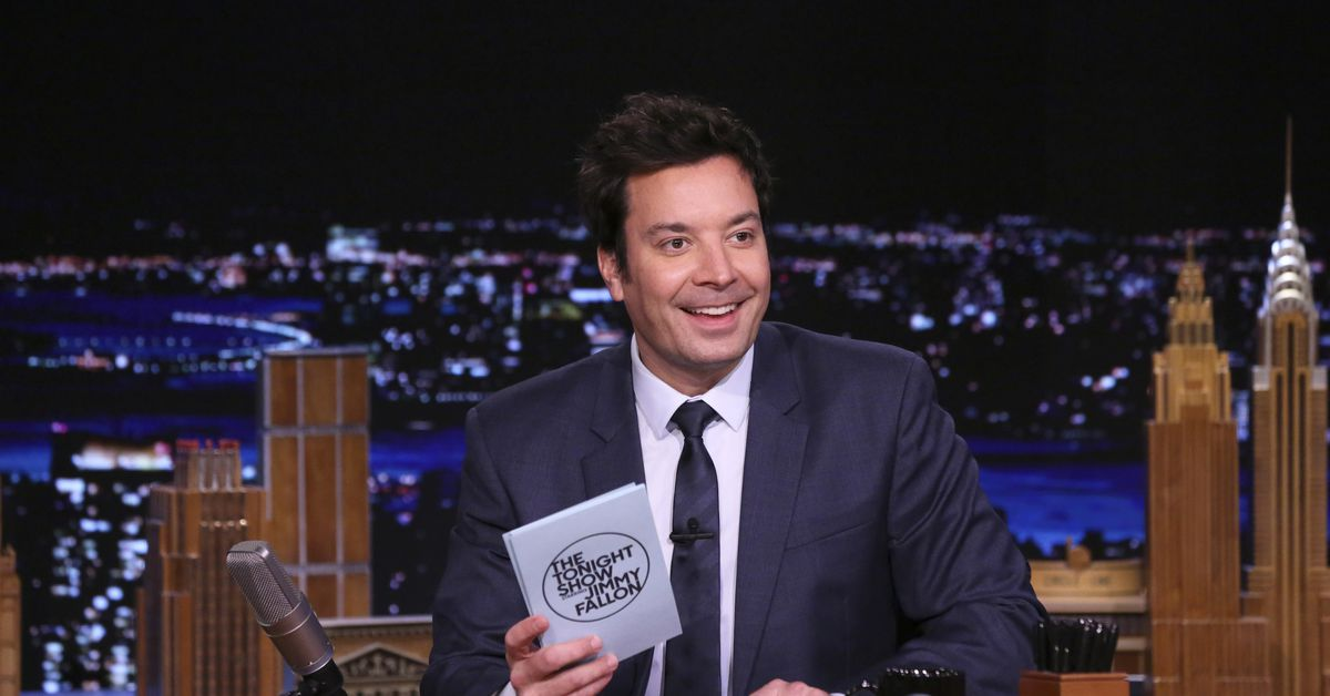 Jimmy Fallon will play Among Us with streamers and the cast of Stranger Things in Twitch debut