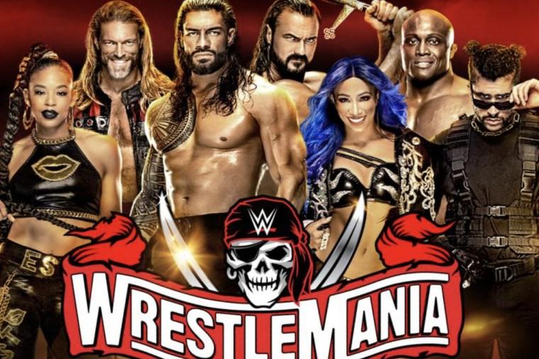 Previewing WrestleMania 37!