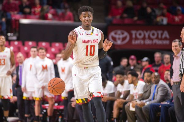 4 Maryland men's basketball players switch jersey numbers ...