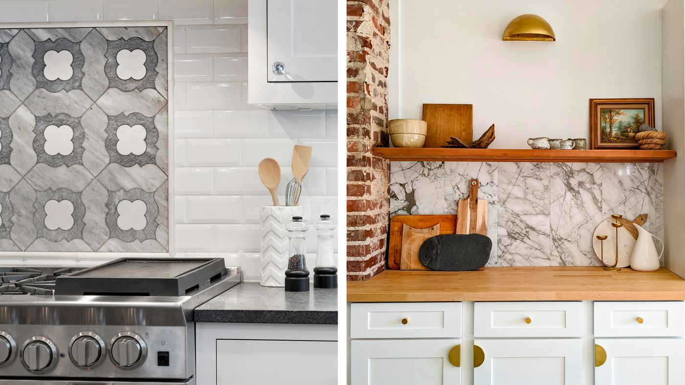 chic marble accent trends to try this