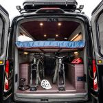Ford Transit Camper Van Sleeps Four In Style Curbed