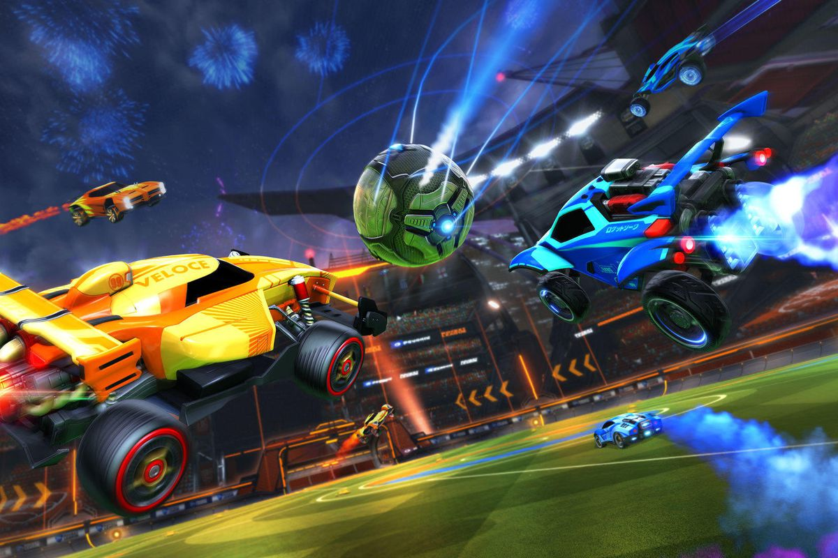 Rocket League Cross Platform Play Now Live On PS4 Switch PC Xbox One Polygon