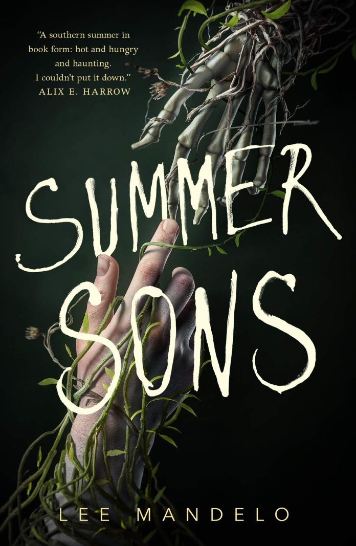 Summer Sons book cover