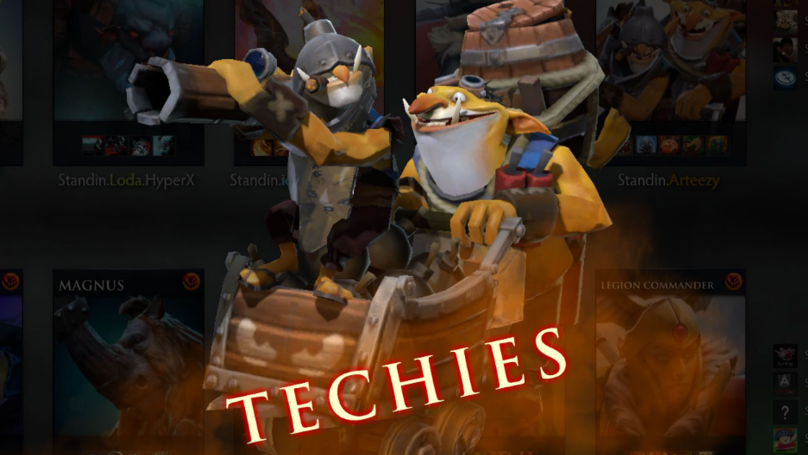 Theyre Here 10 Infuriating Minutes With Dota 2s New Character Techies Polygon