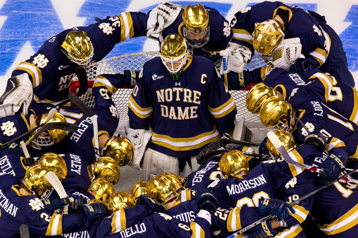 Notre Dame Hockey How To Watch The Irish VS Denver In The