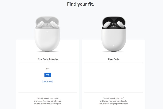 msedge_g74lerYETh.0 It sure looks like Google's second-gen Pixel Buds are being discontinued in the US   The Verge