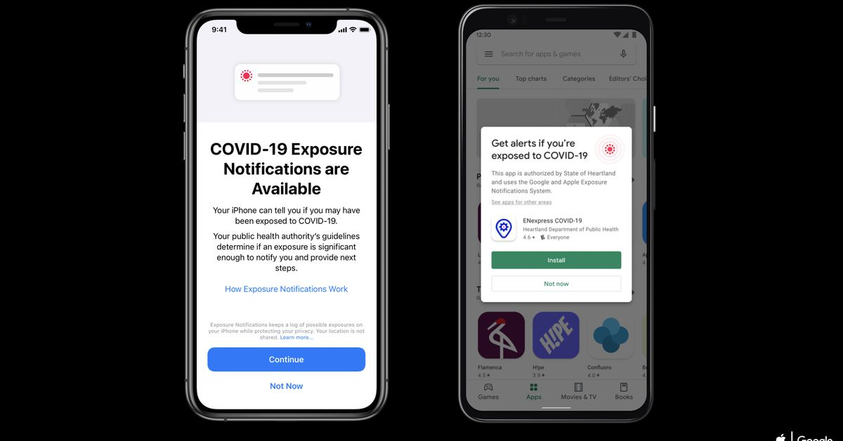 If you upgraded to an iPhone 12 or 12 Pro, you might have to re-enable COVID-19 exposure notifications