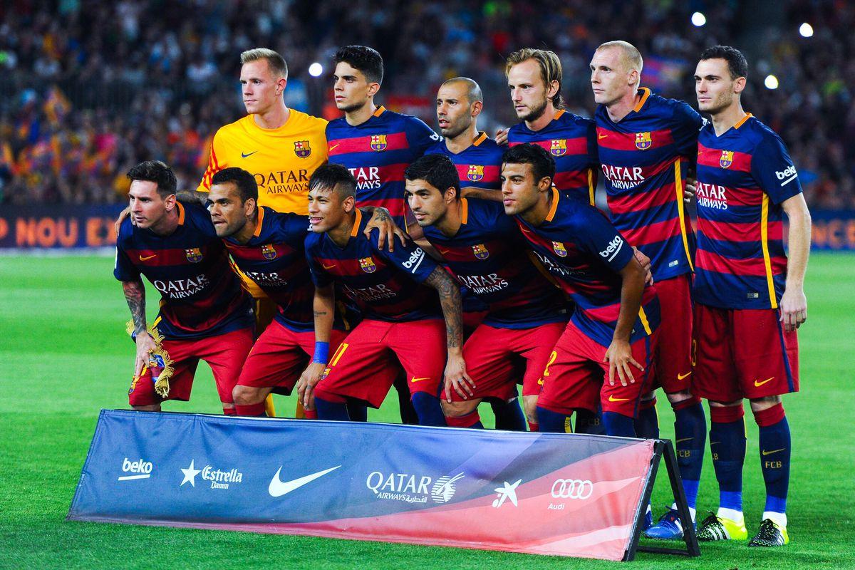 Fc Barcelona News 29 June 2016 Bar 231 A To Face Sampdoria