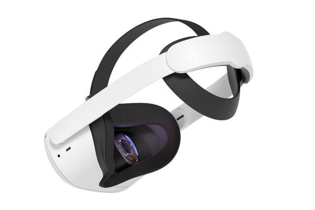 Oculus Quest 2 with Elite Strap