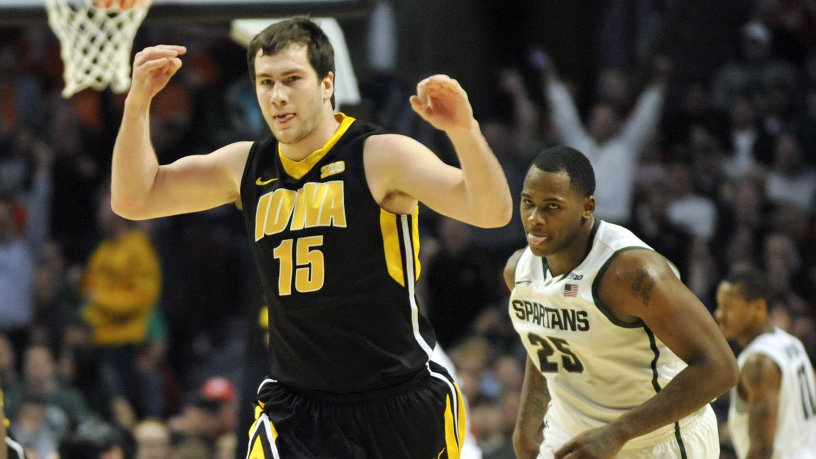 Iowa Hawkeyes NIT Schedule TV Ticket Info And More