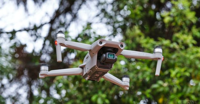 DJI is now selling a warranty to replace your drone if it flies away