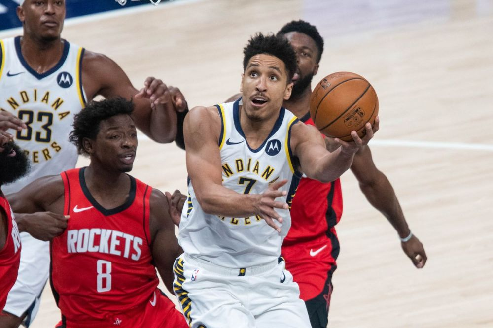 Pacers final score: Pacers hold off Rockets 114-107 - Indy Cornrows