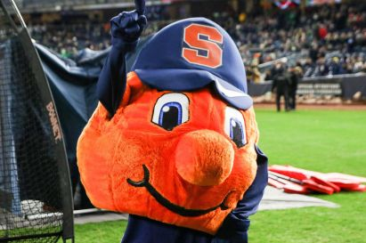 Image result for syracuse mascot