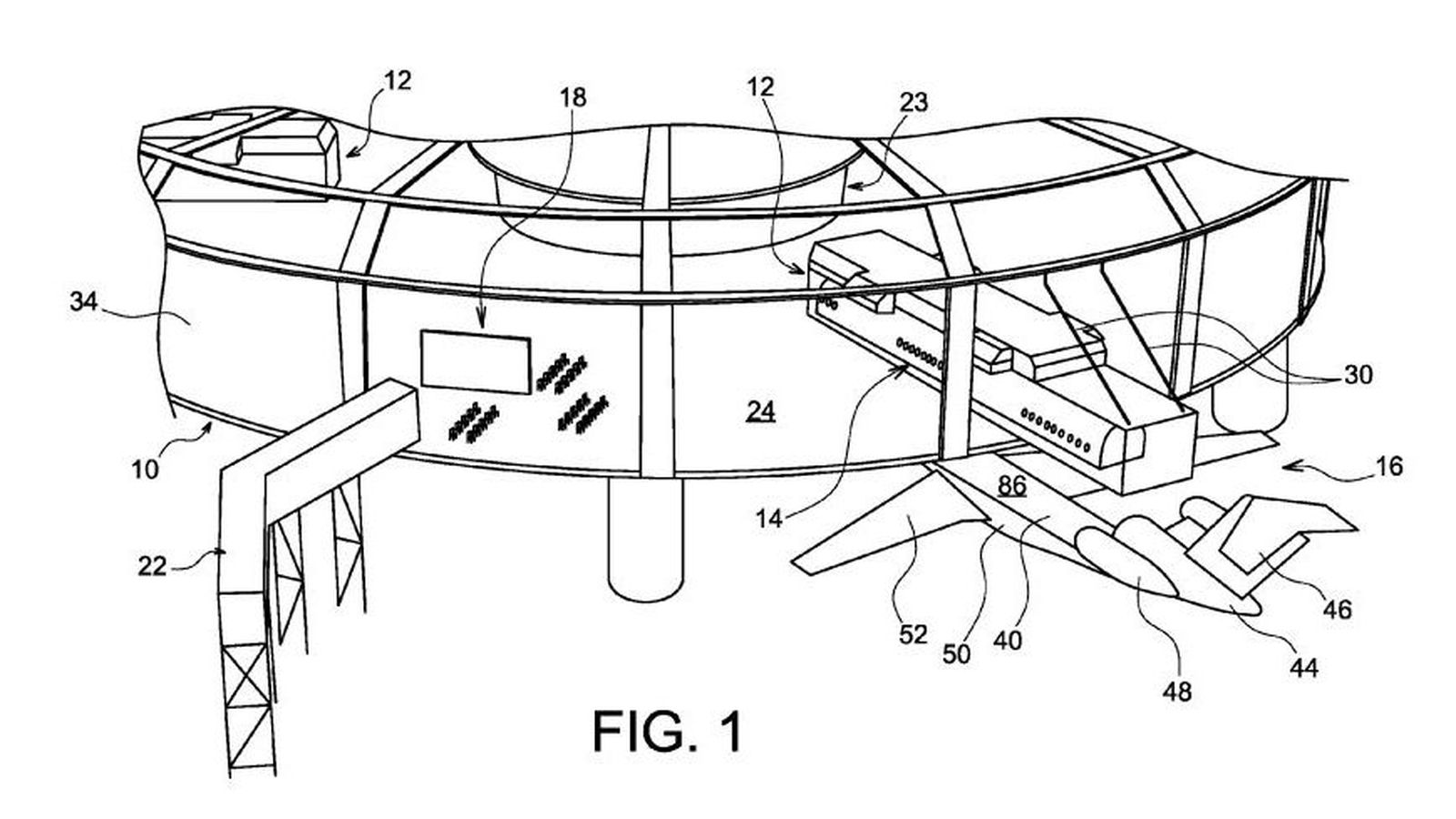 Airbus Patents Modular Cabins That Turn Planes Into Trucks
