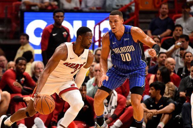 Magic vs. Heat GameThread - Orlando Pinstriped Post