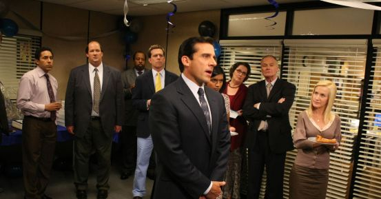 """Christmas episodes of """"The Office"""": a complete list and the most important parts"""