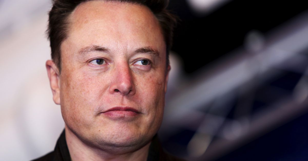 Elon Musk won't sell his NFT song after all