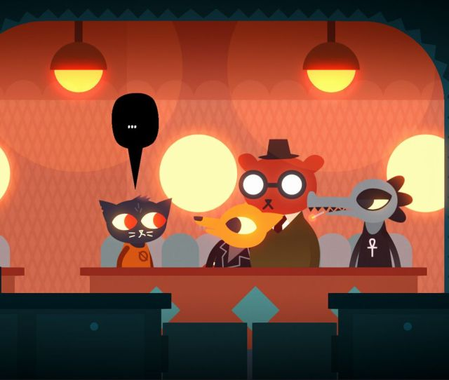 Night In The Woods Isnt About Growing Up But Becoming An Adult