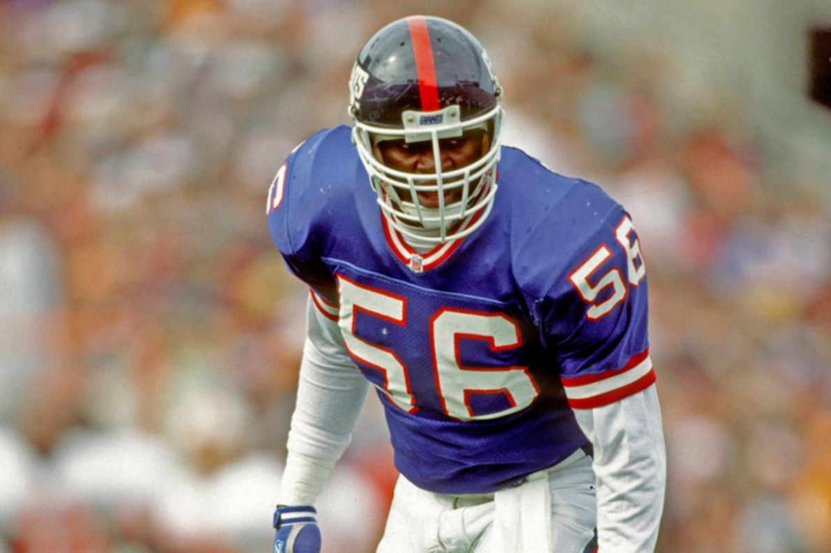 PFT: New York Giants' Mt. Rushmore overwhelmingly features Lawrence Taylor  - Big Blue View