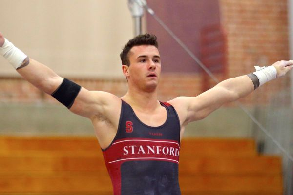 For Stanford assistant gymnastics coach, being gay has ...