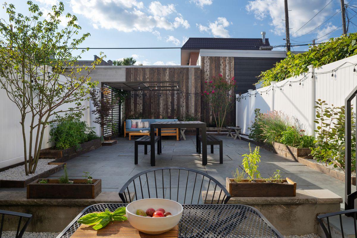 Renovation diary, backyard edition: The reveal - Curbed NY on Backyard Renovation Companies id=30361