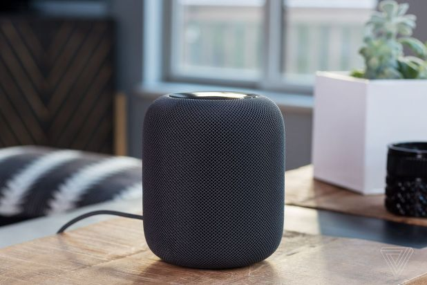 Gadgets: Homepod in a room
