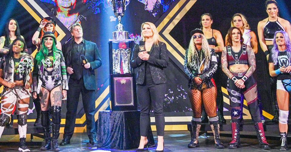 WWE NXT videos: Women's wrestling history, Dusty Classic action, more!