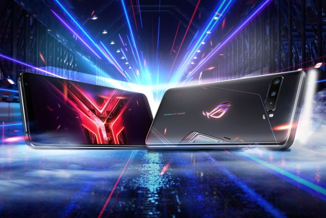 Asus' new ROG Phone 3 is a 5G gaming phone launching in the US - The Verge