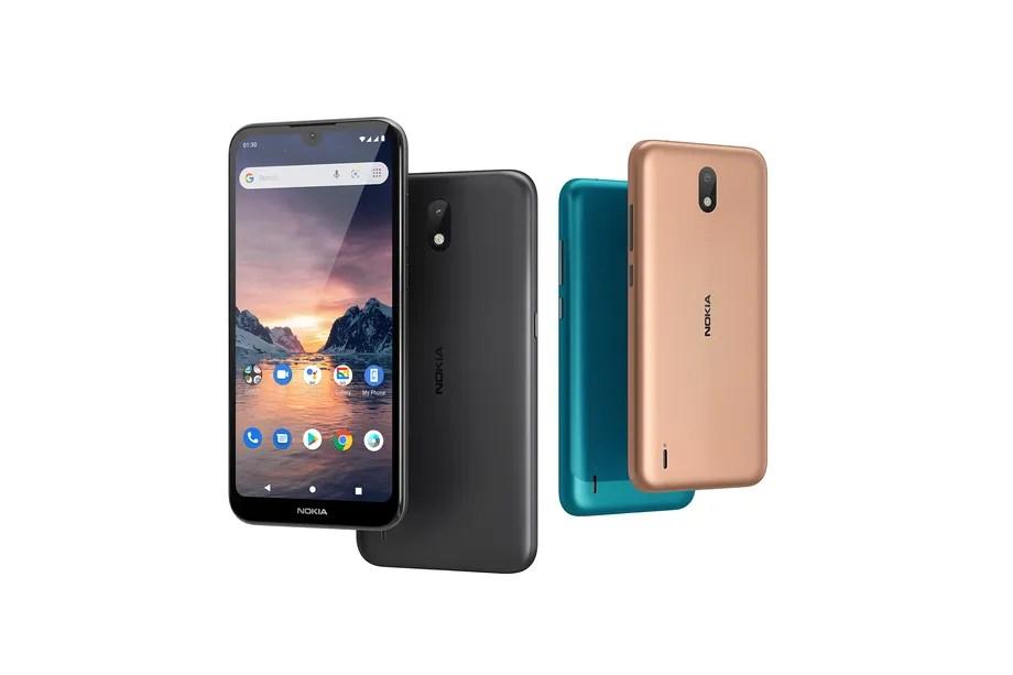 Nokia 1.3 Screen Emotional HS DS JPG - نوكيا تكشف عن أول جوال يدعم شبكات 5G