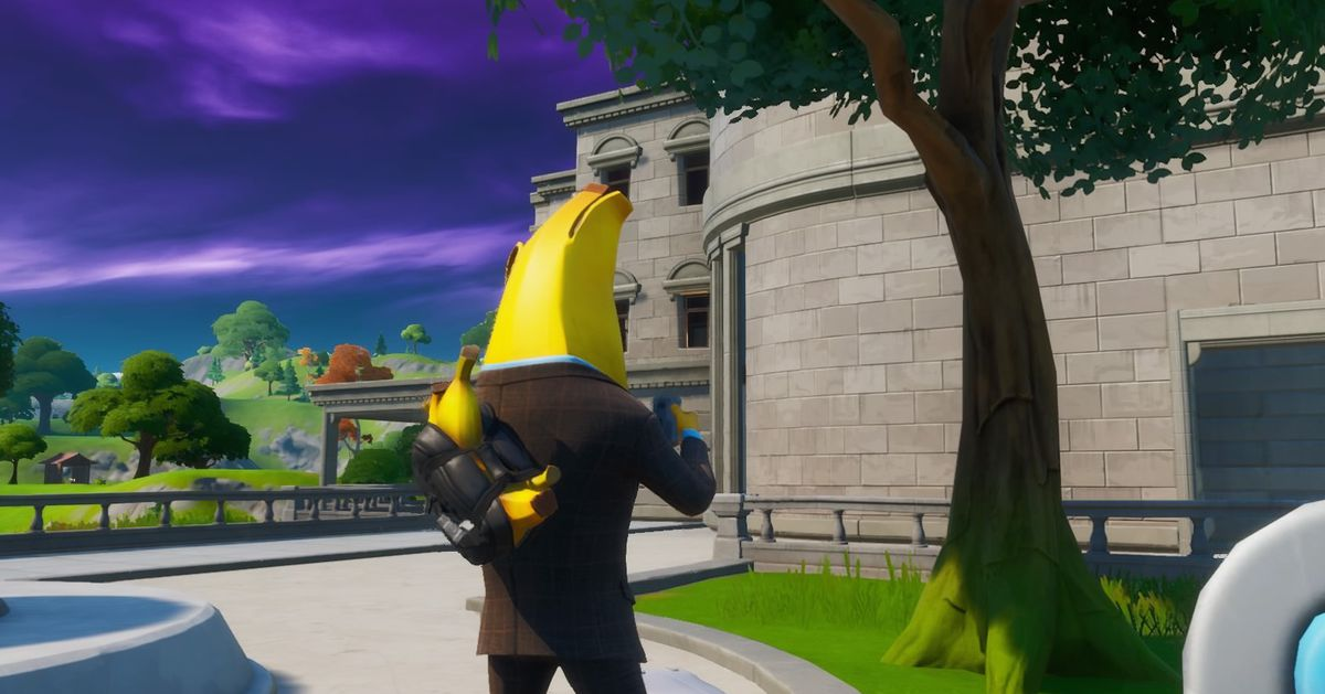 Epic and Apple are now fighting over a naked banana