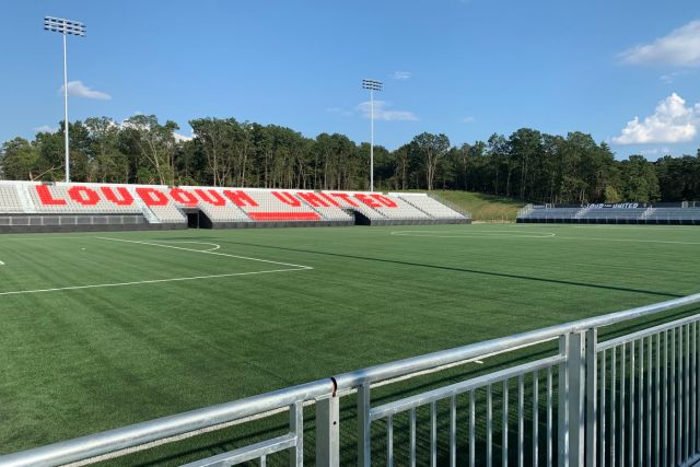 """Loudoun United reflects on """"hell of a ride"""" 1st season - Black And Red United"""