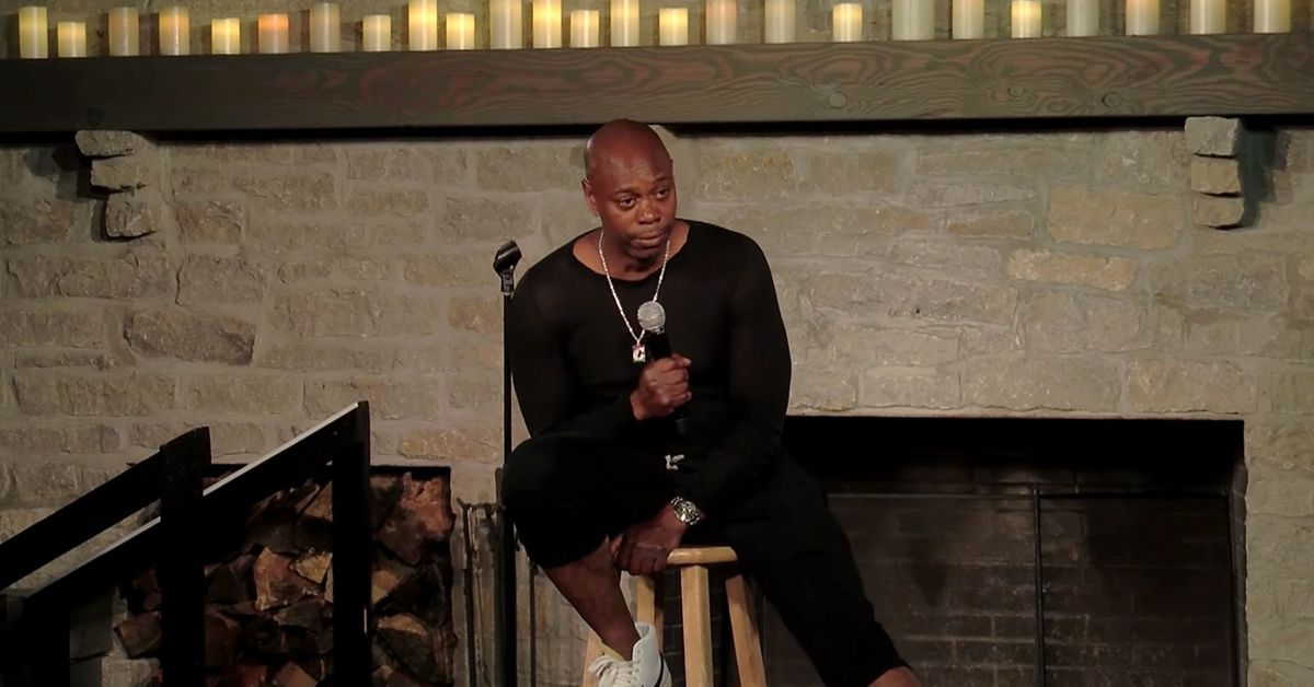 YouTube's top trending video of 2020 is a powerful Dave Chappelle Netflix special