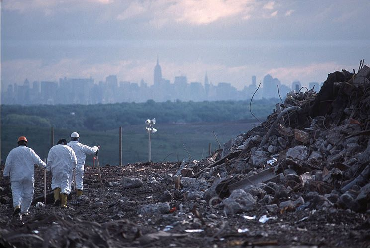 What Fresh Kills Landfill