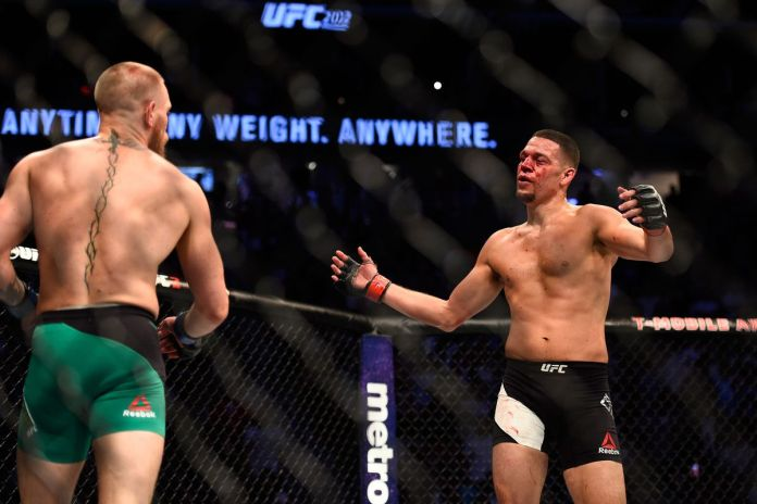 Conor McGregor asks UFC to create belt for him; Nate Diaz mocks him in  response - Bloody Elbow