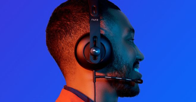 The Nuraphone headphones are getting a gaming microphone attachment