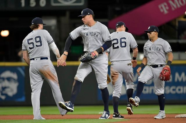 Yankees vs. Mariners: How to watch, Streaming, Channel, Lineups - Pinstripe  Alley