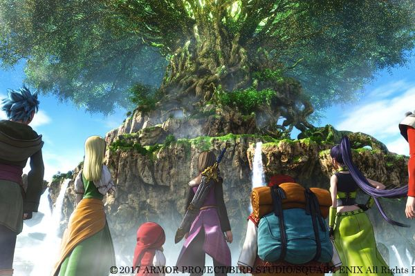 Dragon Quest 11 coming to North America in 2018 - Polygon