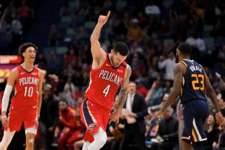 Pelicans injury updates: JJ Redick expected to play Saturday vs ...