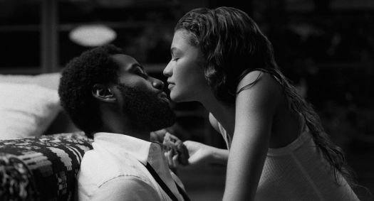 marie kissing malcolm