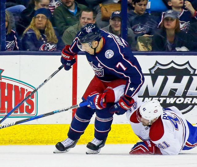 Signing Jack Johnson Would Be A Potential Disaster For The Canadiens Eyes On The Prize