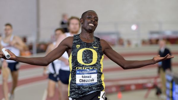 Oregon men's track & field team ranked No. 1 heading into ...