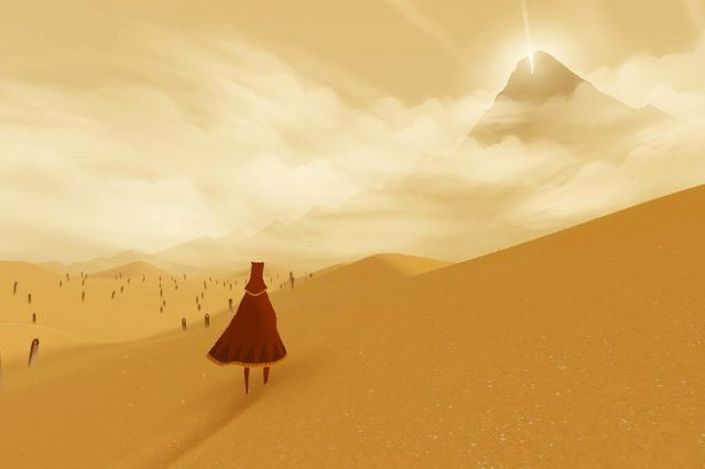 Image result for journey game""