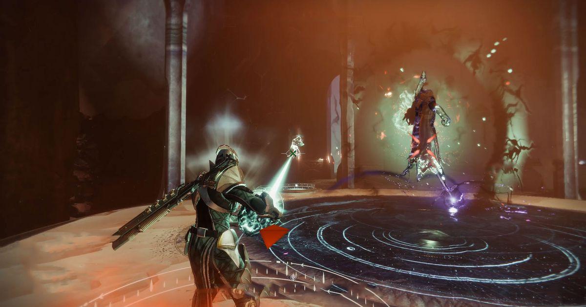 Destiny 2 Forsaken Last Wish Raid Shurro Chi Which Witch Challenge Guide Polygon