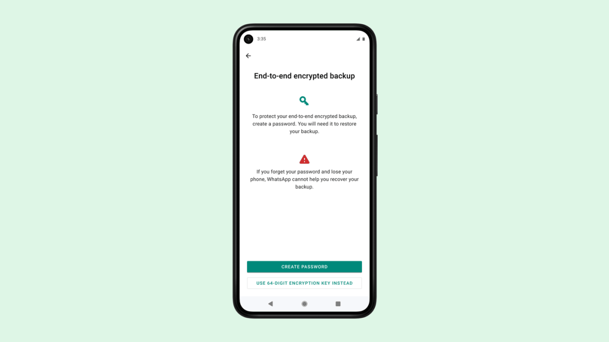 WhatsApp is adding encrypted backups - The Verge