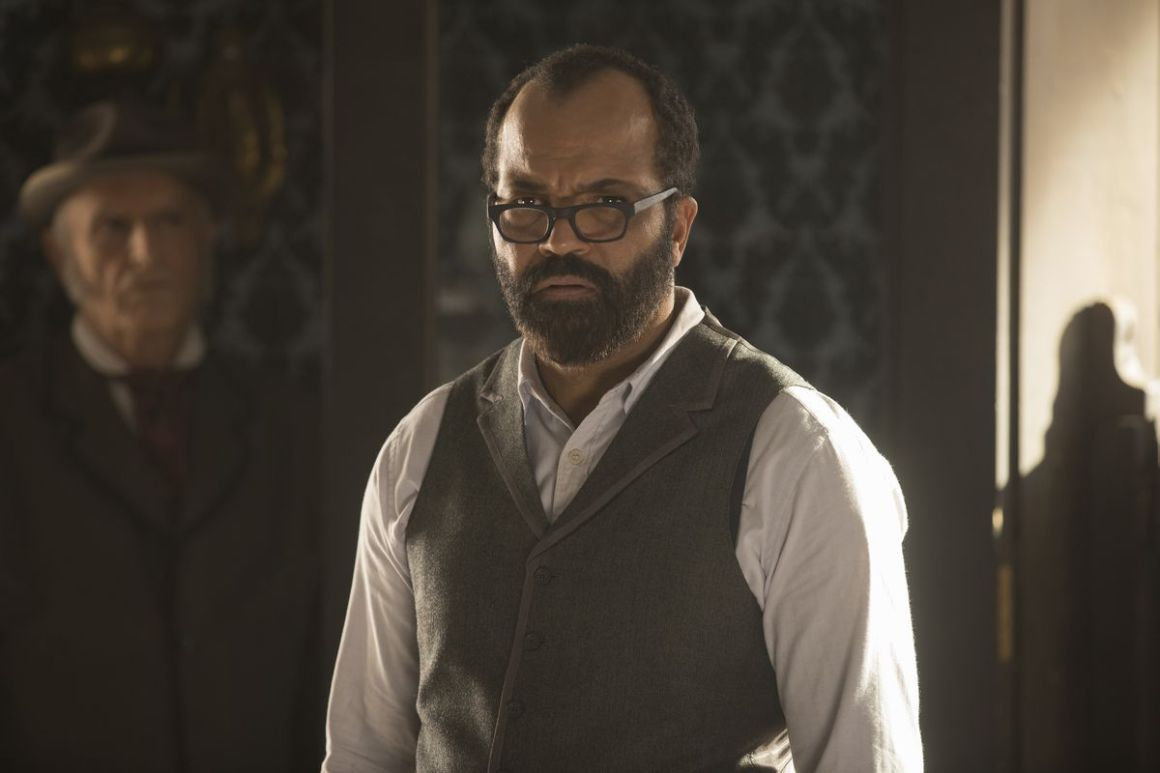 Image result for jeffrey wright in westworld