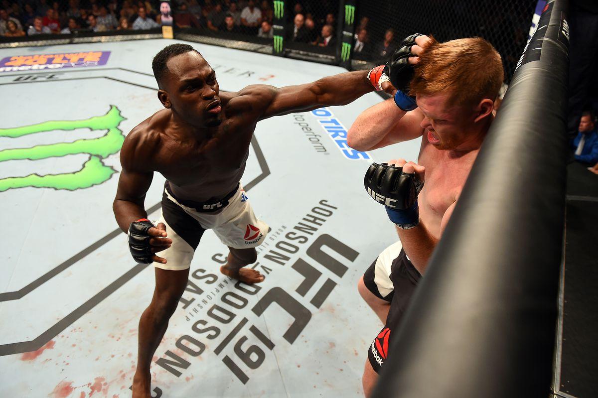 UFC Fight Night: Brunson v Alvey